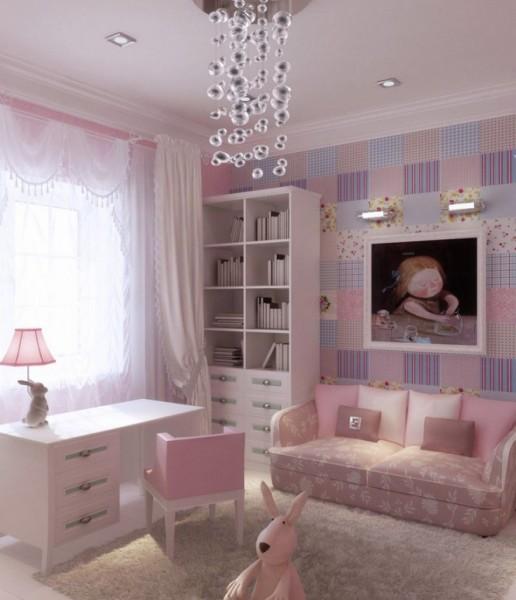 Hogarisimo bonitas habitaciones de ni as - Habitaciones pequenas para ninas ...