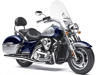 Motorcycle Guide  2013 Kawasaki Vulcan 1700 Nomad