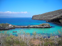 Pinzon Island, Galapagos