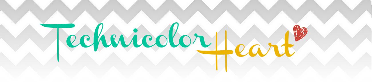 Technicolor ♥ Heart