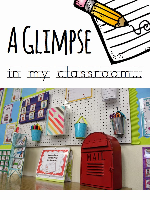 Classroom Launch Ideas ~ A day in first grade when to launch the next daily