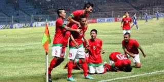 Hasil Pertandingan Indonesia Vs Laos U-19 dalam AFC Cup 2014