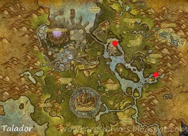 Die Rares Von Draenor Sammlung World Of Warcraft Foren