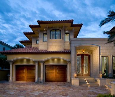 Fachadas de casas colores de moda para fachadas de casas for Colores de fachadas de casas