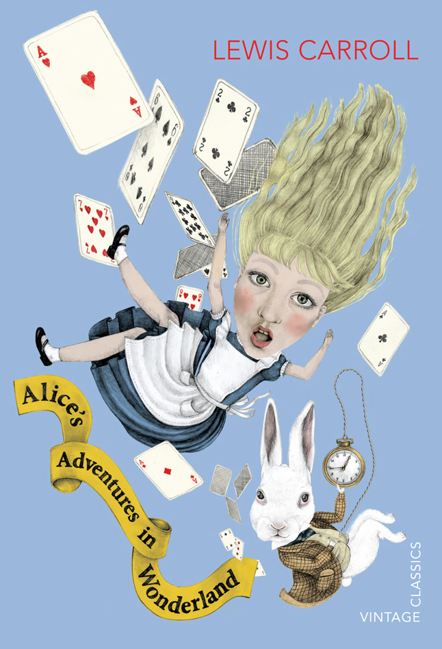 book review of alice in wonderland