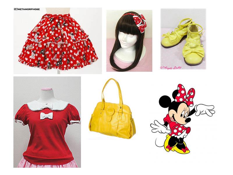 Oh My Ribbon! Outfits Inspirados En Personajes