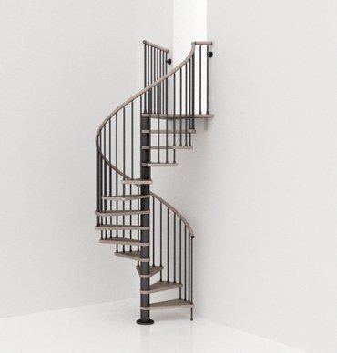 Escoger Un Buen Dise O De Escalera De Caracol Casas