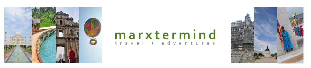 marxtermind of Travel + Adventures