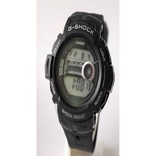 jam tangan keren CASIO GSHOCK DW-1289 FULL BLACK