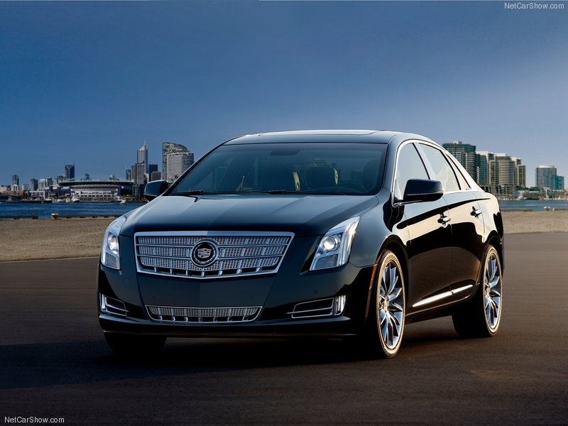 Gambar Cadillac XTS 2013