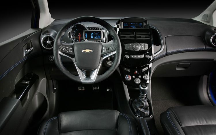 Cars Trade View 2012 Chevrolet Aveo
