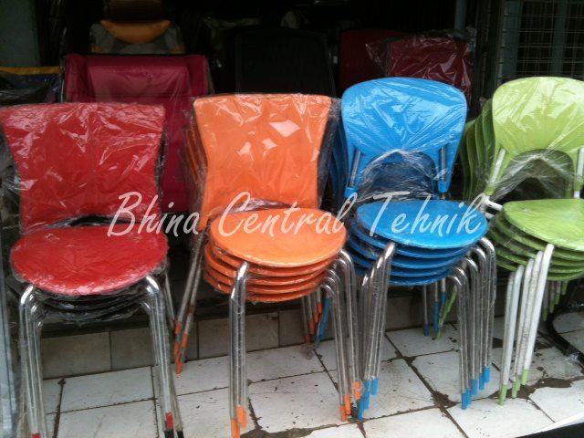 Bhina Central Teknik Jual Kursi Plastik