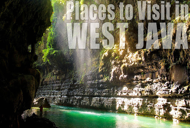 Places to Visit Beyond Bandung in West Java