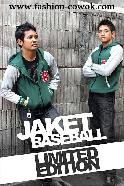 Jaket Ultimate BaseBall Captain R