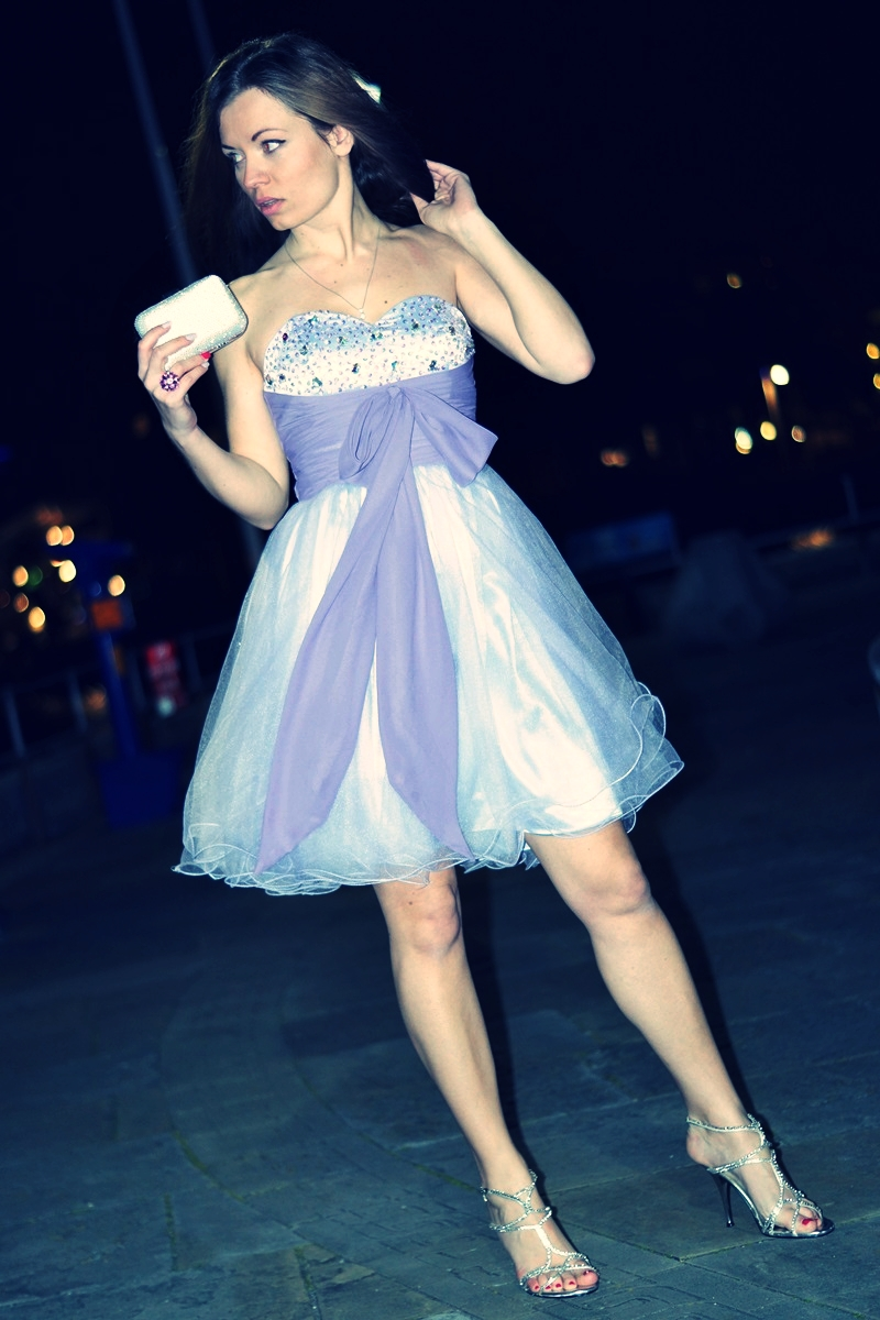 Edressy purple dress