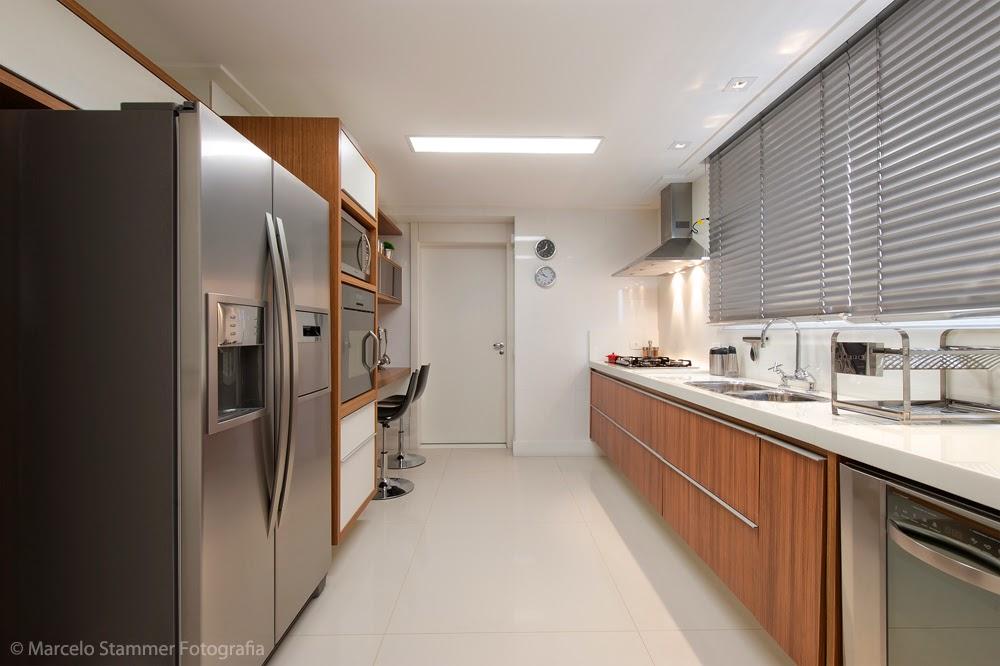 decoracao cozinha corredor:Cozinha corredor – veja lindos modelos