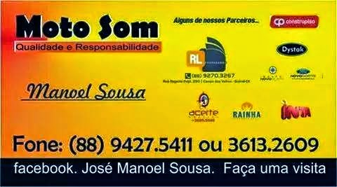 MOTO SOM DE SOBRAL