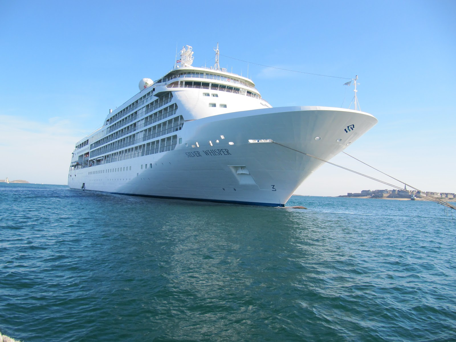 Silversea cruises small ship cruising at its best for Small cruise ship lines