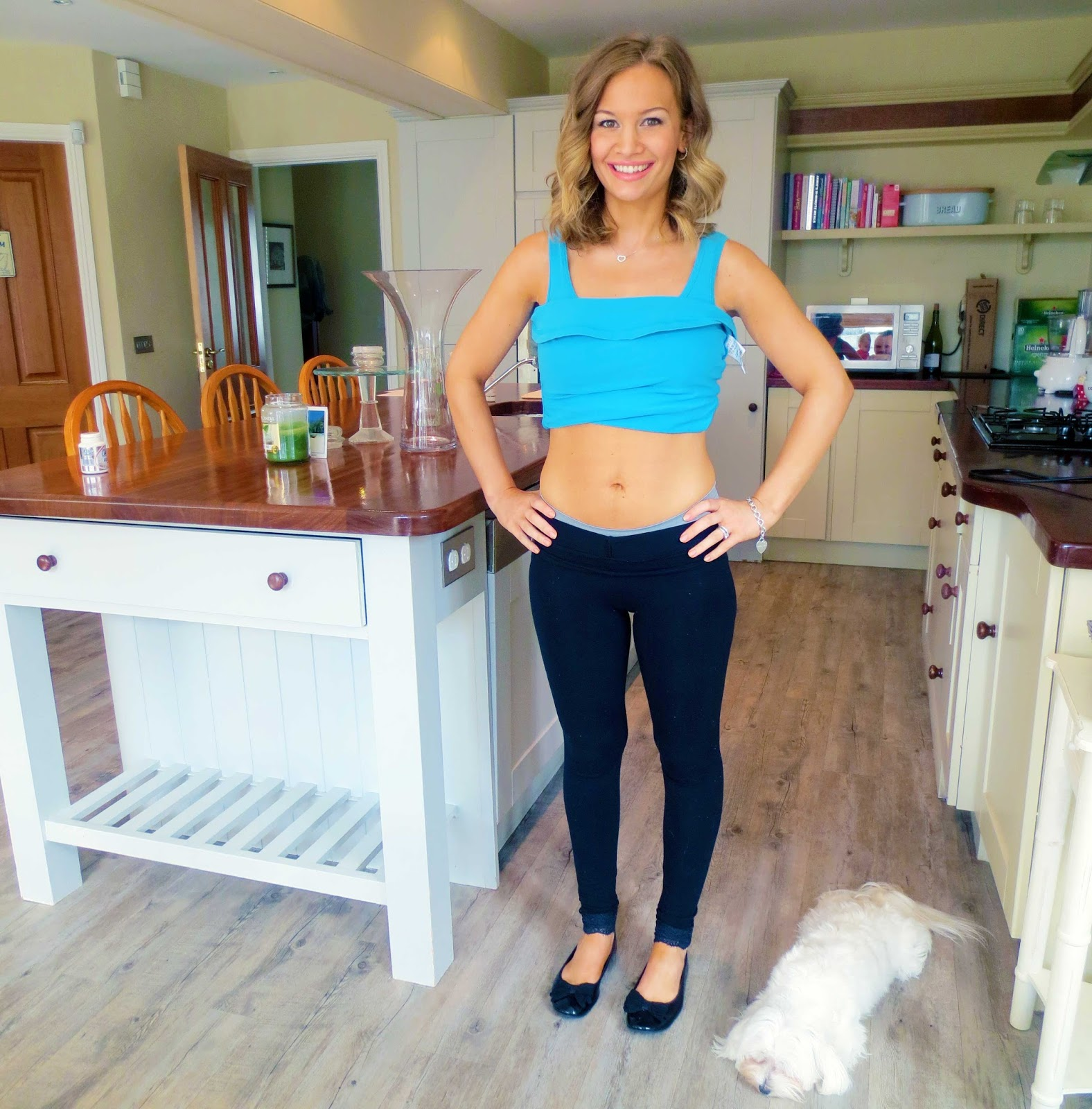 9 Weeks Pregnant with Baby #2!   Anna Saccone Joly