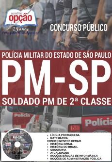 Apostila Concurso PM SP 2017 (ATUALIZADA)