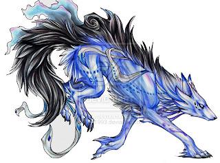 Mondwolf - Wenn der Mond den Himmel verlässt Anime-Animals-anime-animal-7099274-800-593