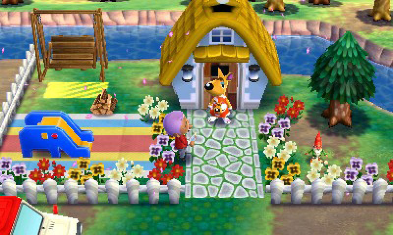 Animal Crossing: Happy Home Designer - Review | The Bookish Gamer