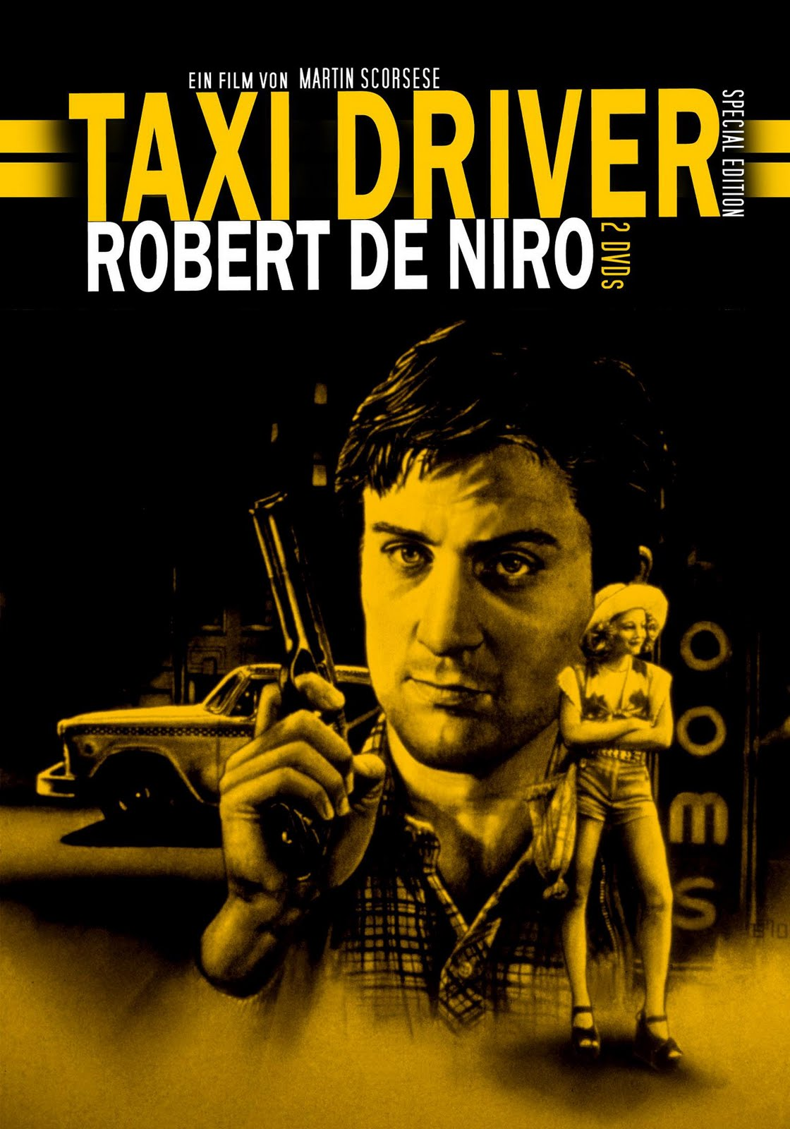 MOVIE POSTERS: TAXI DRIVER (1976)
