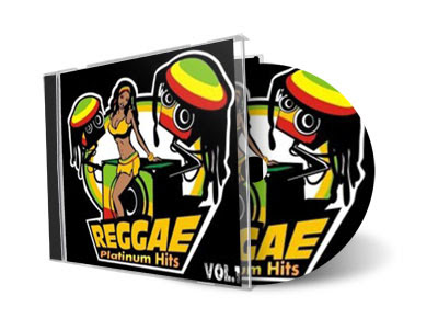 Cd Reggae Platinum Hits Vol. 1 (2012)
