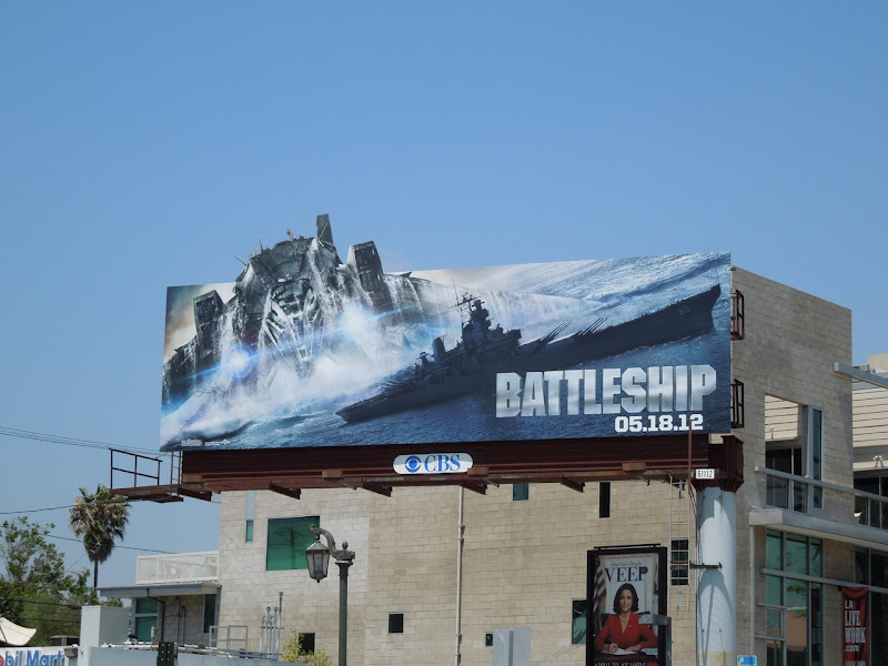 Battleship special extension billboard