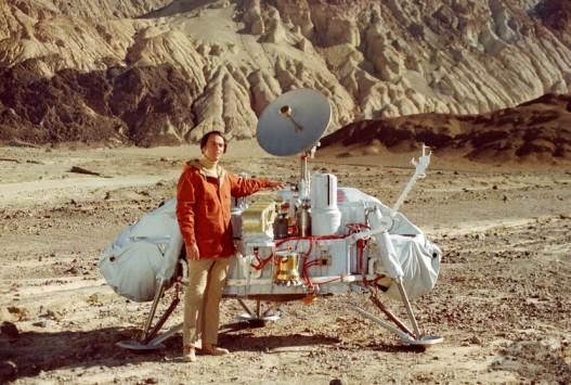 Εργαζόμενη της NASA: Είδα ανθρώπους να περπατούν στον Άρη το 1979