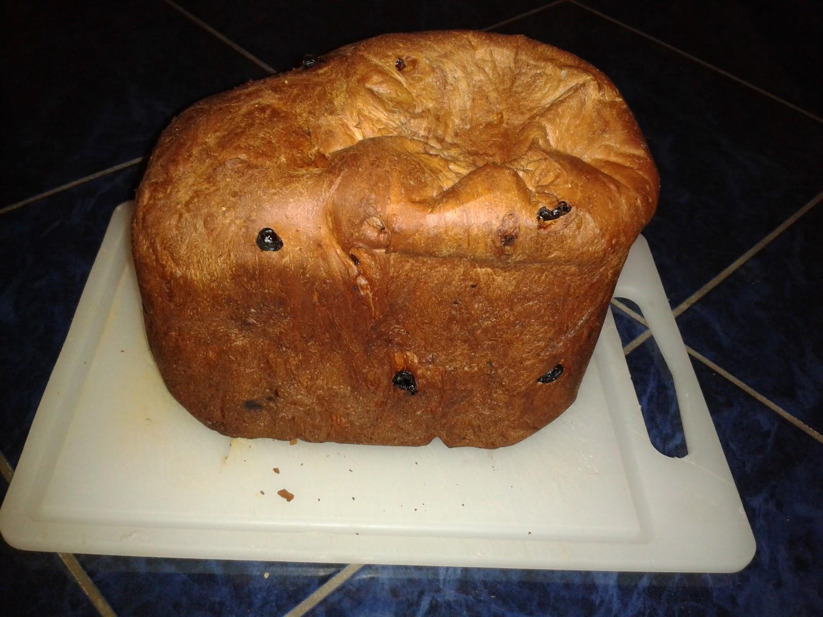 Kuglóf kenyérsütőben