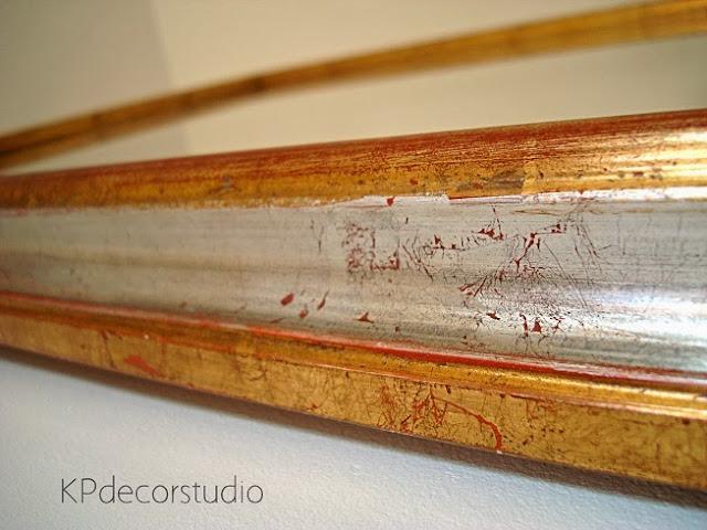 Comprar espejos de madera artesanales dorados online. Tienda de espejos clásicos de madera