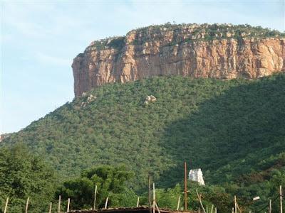 Sapthagiri or Seven Hills in Tirumala Tirupati Venkateswara Temple Andhrapradesh