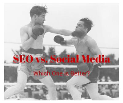 Social Media và Seo: Cái nào tốt hơn