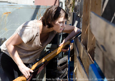 The Walking Dead - 3x11 - Maggie Greene (Lauren Cohan)