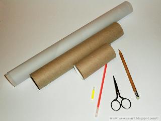 spooky paper rolls 01     wesens-art.blogspot.com