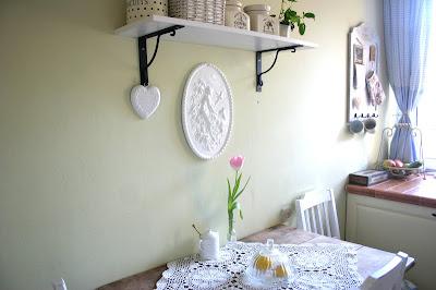 My Little White Home Kuchnia Romantyczna I Losowanie