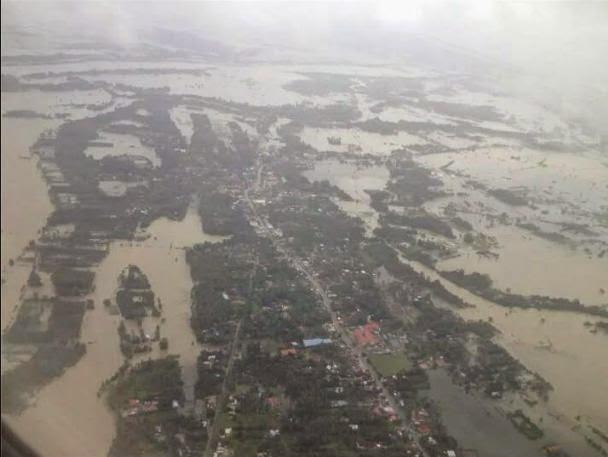 Banjir Pantai Timur