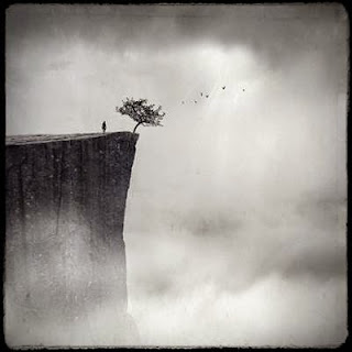 Tree on a Cliff