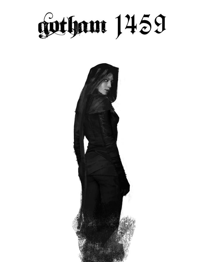 Mulher-Gato - Gotham 1459
