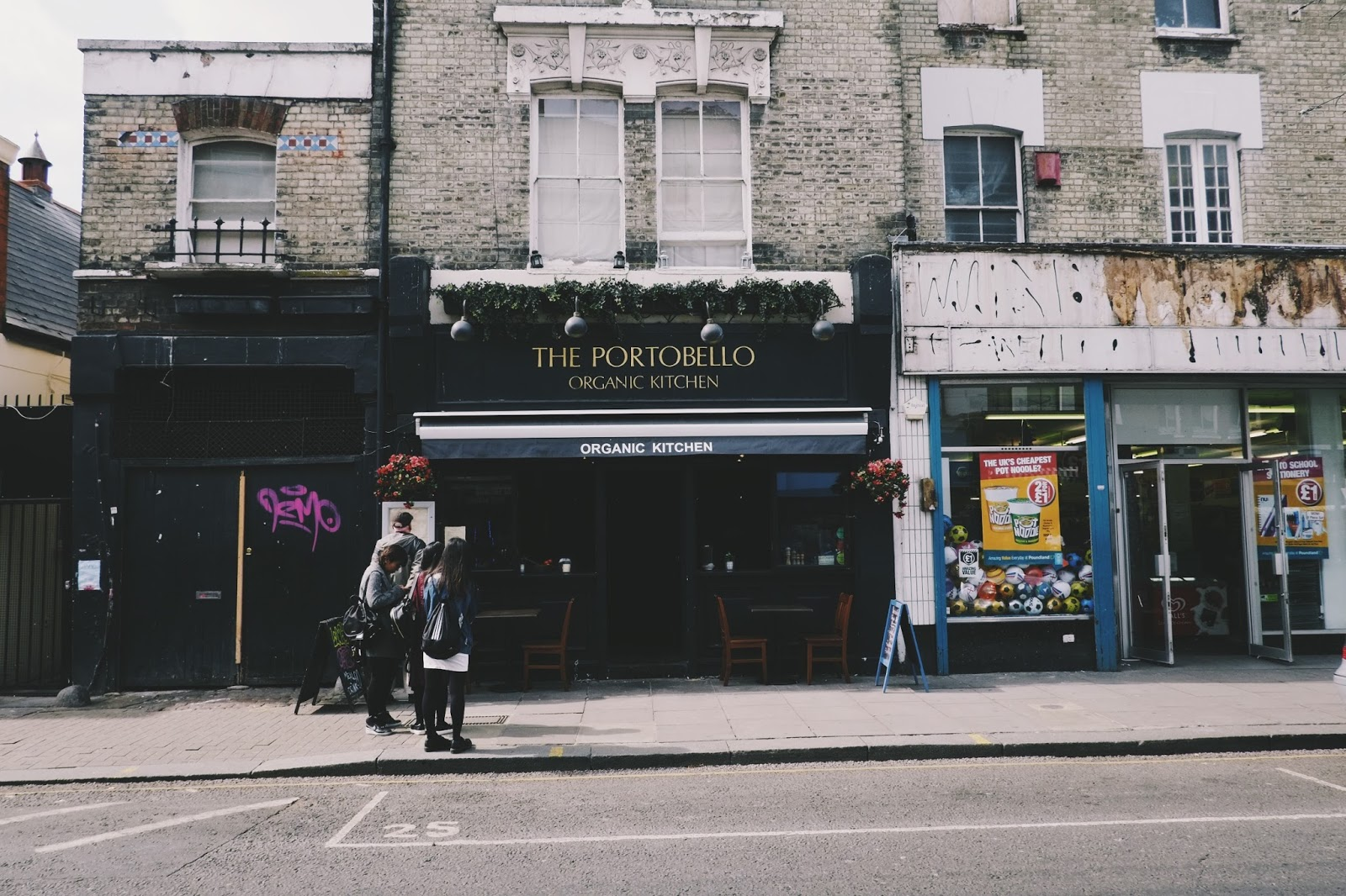 Portobello Organic Kitchen Some thoughts of now september 2015 soon enough we found ourselves in the center of the center strolling along regent street and even popping into the gigantic oxford street topshop much to workwithnaturefo