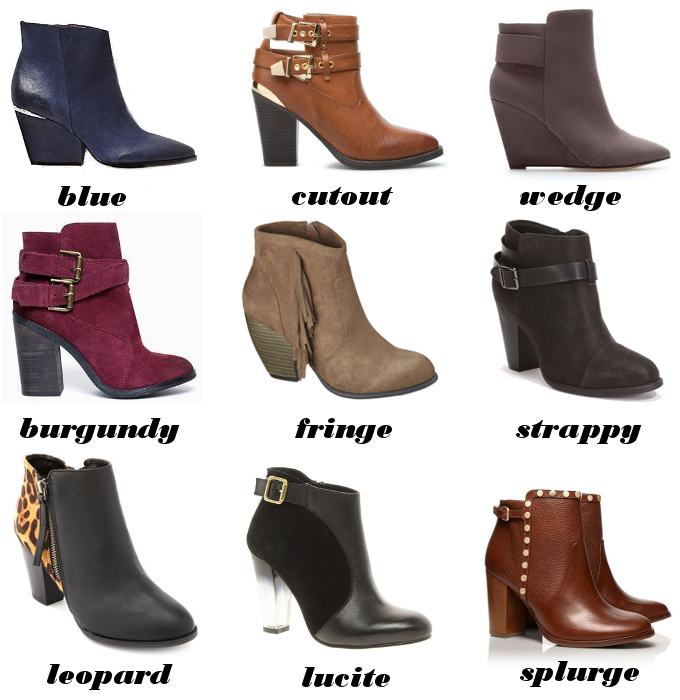 Style Diary: Best Of: Ankle Boots