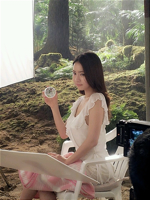 shinsekyung me2day photoshoot