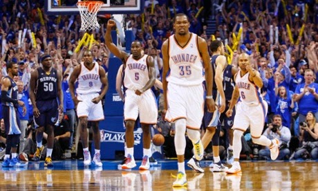 Memphis Grizzlies vs Oklahoma City Thunder Game 2 NBA Playoffs Start Time Online