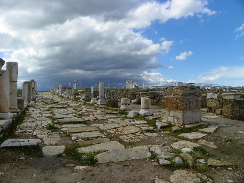 kipsadventures: Pamukkale, Hierapolis and Laodicea, Turkey ...