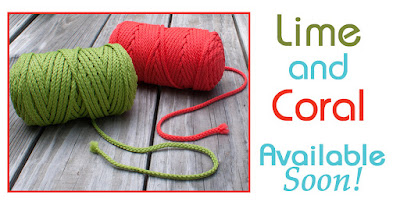 Lime and Coral Bonnie Braid Available SOON!
