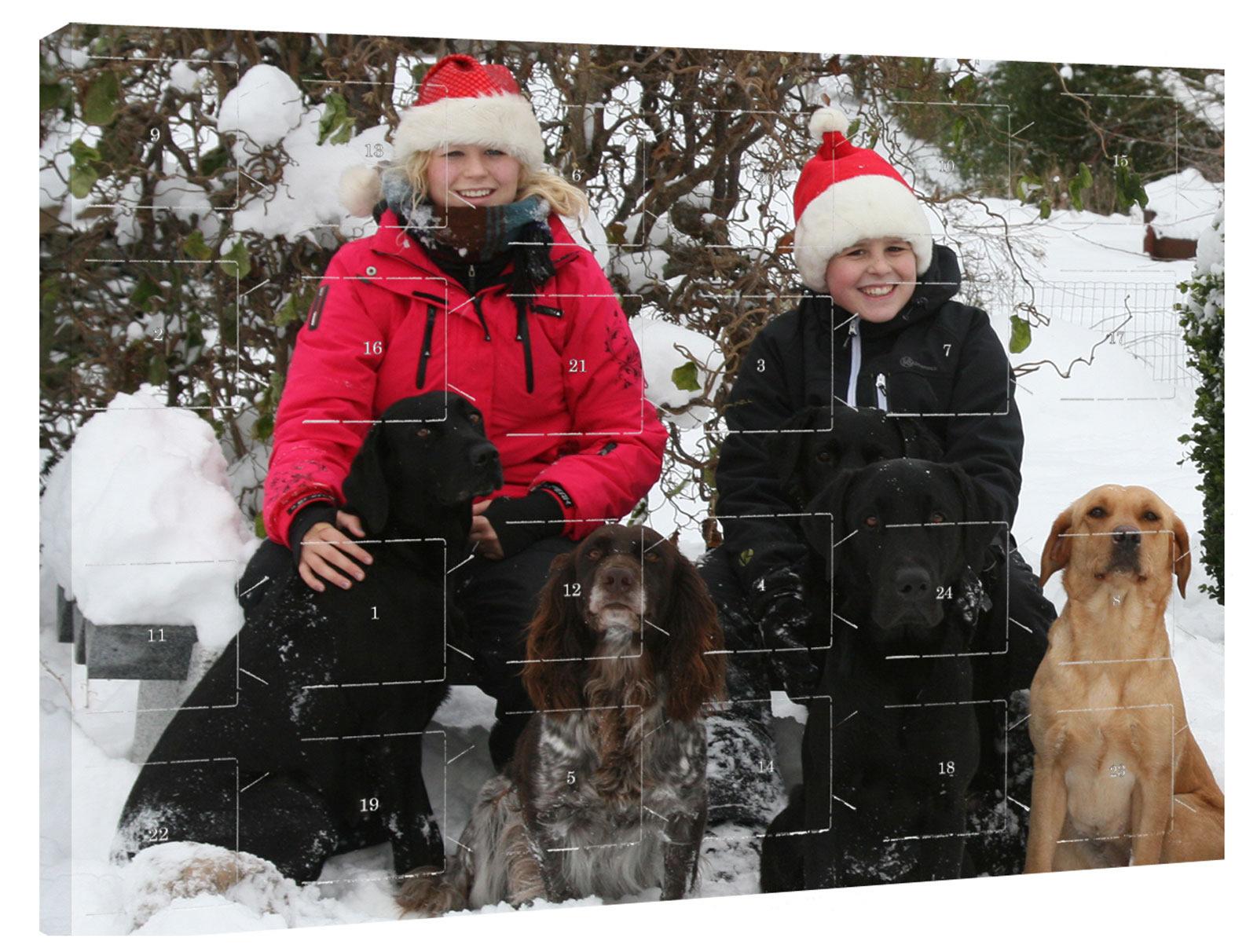 Det er igen tid til at tænke på julekalenderen foto julekalenderen