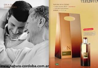 Perfume Natura masculino