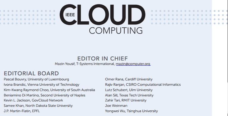 current research papers cloud computing Cloud computing security research papers examine the emerging field in computer security, designed to protect data and information within the infrastructure of cloud computing, which involved remotely networked servers.