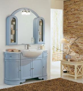 Arredamento provenzale bagno provenzale - Mobili da bagno stile provenzale ...